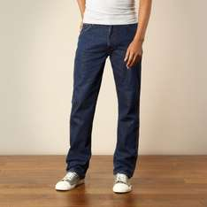Wrangler Regular Fit Straight Men's Jeans, £21 delivered from amazon