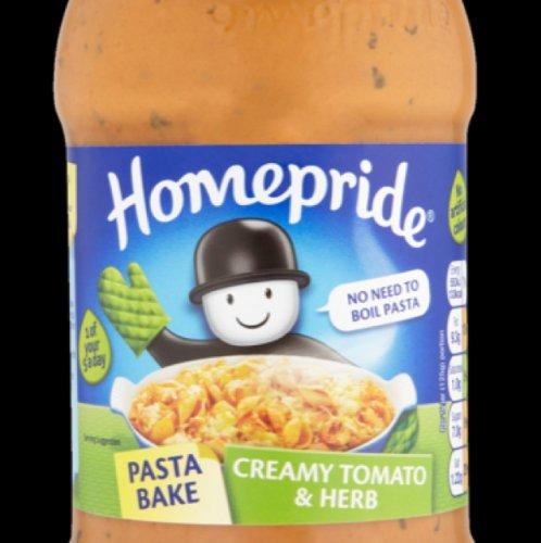 Homepride pasta bake 79p @ Morrisons