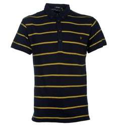Farah Vintage Polo T-shirt at BB Clothing 25% off polo top was £18 now £13.50 + 99p delivery