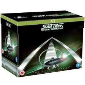Star Trek: The Next Generation - Seasons 1-7 [Blu-ray] £125.75 @ Amazon (Pre-Order)