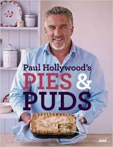 Paul Hollywood's Pies and Puds Book £5  (Free Del £10 spend / Prime) @ Amazon