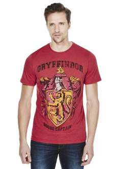 Harry Potter house t shirts £8 @ Tesco ! NOW HAVE KIDS SHIRTS