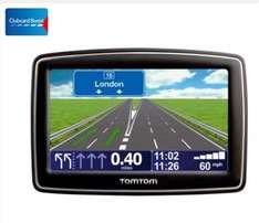 """TomTom XL 4.3"""" Sat Nav with Free Lifetime UK & ROI Map Updates And free £21 worth item £79 @ tesco"""
