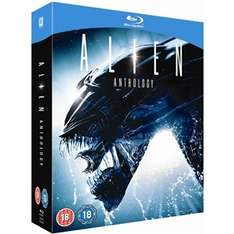 Alien Anthology (4 Disc Blu Ray) £10 Delivered @ Fox Direct Via Play.com