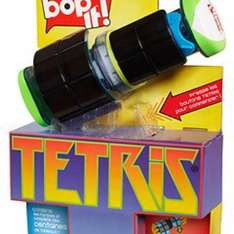 Bop It Tetris £10.00 at House Of Fraser and The Entertainer