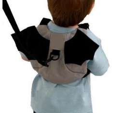 Baby Toddler Safety Harness Reins Backpack BATMAN  £1.63 @ Amazon/Electro World