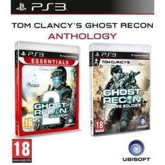 Ghost Recon Double Pack  £5 new @ Tesco Direct PS3 and XBOX 360