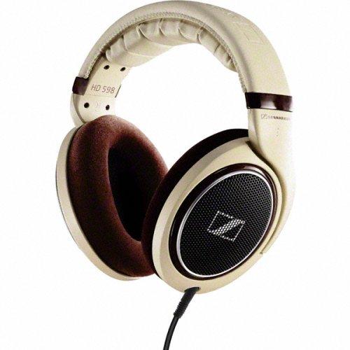 Sennheiser HD 598 headphones 24 hour Lightning Deal on amazon.fr about £66 delivered
