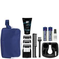 WAHL Trimmer Gift Set Black Ice £10.39 @ Look Fantastic