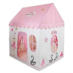 Kidsley 1.5m Fabric Ballet School Playhome/ Play Tent for Girls £65 delivered @ TKMAXX
