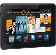 Kindle Fire HDX Tablet (Brand New) - 16GB @ Argos on eBay - £100.00 - FREE Click N Collect in store or £3.95 Delivery
