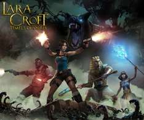 Lara Croft and the Temple of Orisis ps4 £13.49 @ PSN