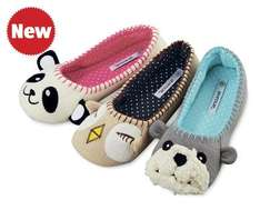 Cute Slippers from Aldi only £3.99!