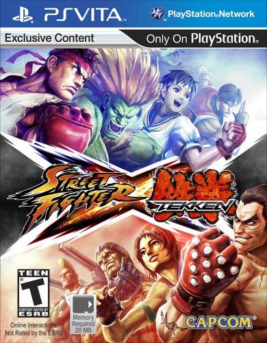 PSN 12 Deals of Christmas #5 = Vita Street Fighter X Tekken £7.39, PS4/PS3 Destiny £34.99/£29.99,
