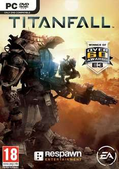 Titanfall (PC DVD) £6.00 - Free Delivery with Prime or with orders over £10 - Amazon