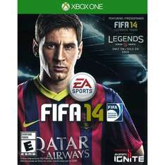 FIFA 14 for XBOX One £7.99 pre-owned GAME online