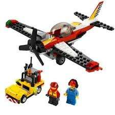 LEGO City Stunt Plane 60019 reduced to clear £5.00 @ Tesco instore