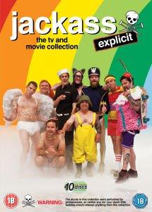 Jackass : TV & Movie Collection [DVDs] £12.99 on Zavvi