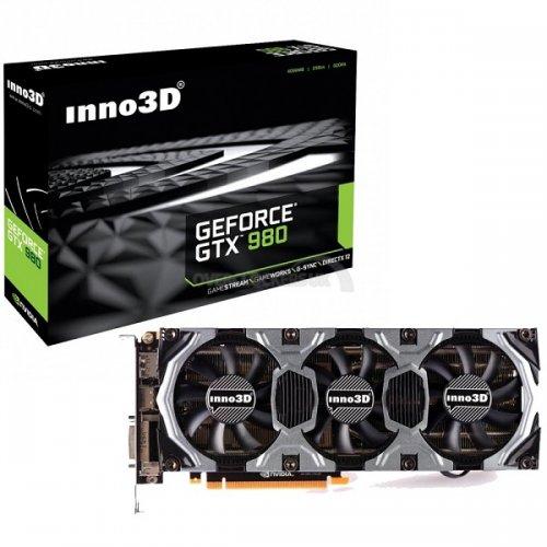 Inno3D GeForce GTX 980 for £399.95 @ overclockers.co.uk
