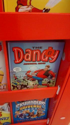 Dandy comic annual 2015 £1.00 @ sainsbury's
