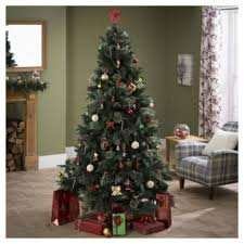 Tesco Direct Christmas tree regency fir 7ft £30.00
