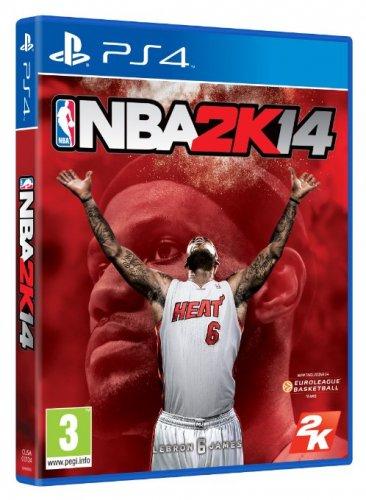 NBA 2K14 (PS4 and XBOX ONE) £12.99 @ Amazon