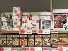 Science Museum Gadgets ⅓ off everything @ Sainsburys instore Prices start at £1.99