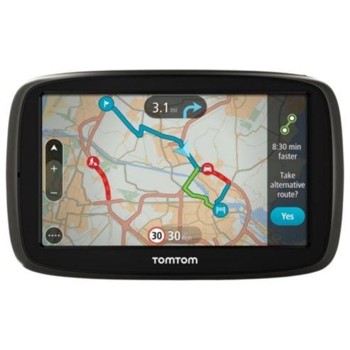 Tomtom GO 50 satnav UK & European maps £89 delivered @ tesco direct