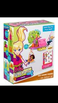 Polly Pocket Wall Party Camp £1.99 @ Home Bargains