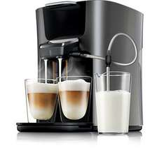 SENSEO Latte Duo Coffee pod machine (today only) £100.80 @ Philips