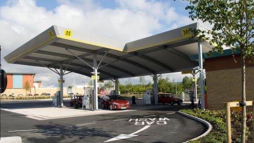 petrol @ morrisons jarrow 116.9p