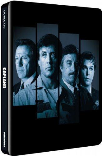 Cop Land on Exclusive Blu-Ray Steelbook £6.99 @ Zavvi