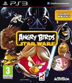 Angry Birds: Star Wars (PS3) £2.00 Delivered @ Game