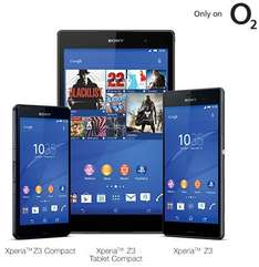 £312 Sony Xperia Z3 compact Tablet 4G + WIFI & Destiny for PS4 All for £312 @ O2 refresh