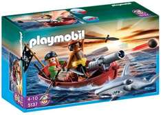 Playmobil 5137 Pirates Rowboat & Shark £7.47 @ Amazon (free delivery £10 spend/prime)