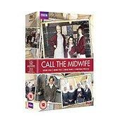 Call the midwife S1-3 DVD set £14.00 @ Tesco
