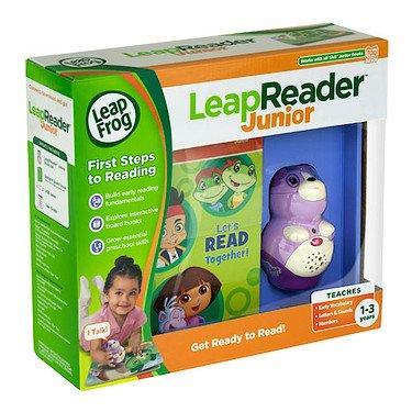 leapFrog LeapReader Junior Book Pal - Violet £11.88 @ the entertainer