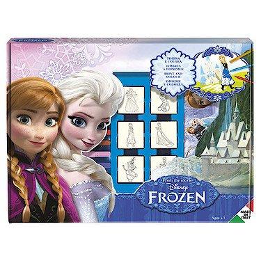 Disney Frozen - Large Stampers Set  50% off - £7.50 @ thetoyshop.com