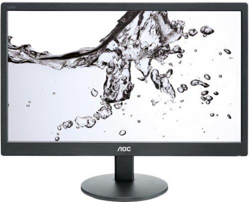 "AOC E970SWN 18.5"" LED VGA Monitor - £59.99  @ Ebuyer"