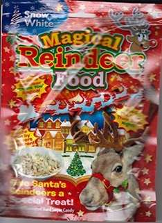 "Magical Reindeer Food ""Can be eaten by humans"" £1.84 @ Amazon/Super.Deals  (Free P&P)"