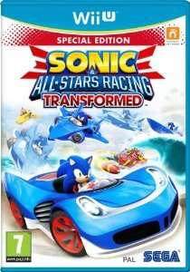 Sonic & All Stars Racing Transformed Wii U @ Amazon / findprice £5.96 (if paying with Mastercard) or £10.96