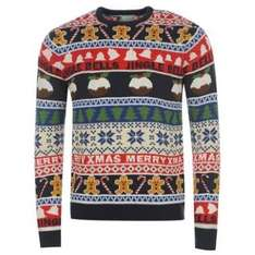 Christmas jumpers £11 + £4.99 Delivery @ SportsDirect