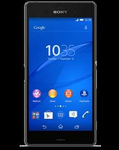 sony xperia z3 £18 per month, £84 up front @ mobiles.Co.uk