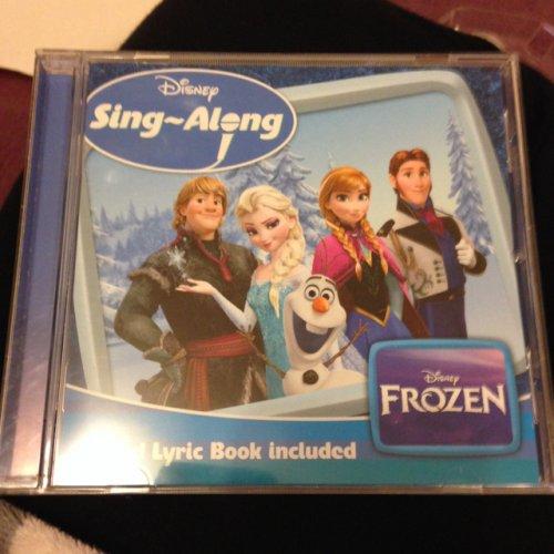Disney sfrozen song along cd £3 @ tesco