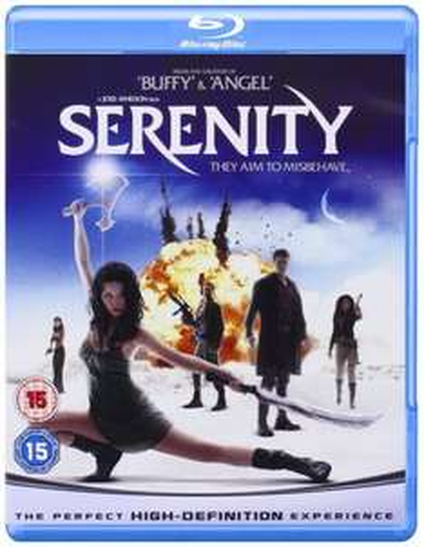 Serenity (Blu Ray) £5 @ GAME