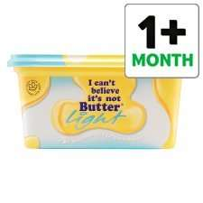 I Can't Believe It's Not Butter Light Spread 1Kg just £1.40 at Tesco from 10th!