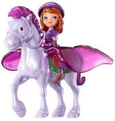 Sofia the first and Minimus Set  £7.99 from Amazon   (free delivery £10 spend/prime)