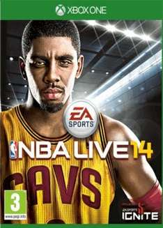 NBA Live 14 xboxone and ps4 £9.99 @ GAME