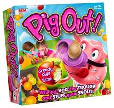 Pig Out game, £10.83 at Amazon