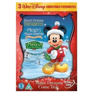 Mickey Mouse Triple: Christmas Favourites (Disney) £7.06 @ Zoverstocks / Play